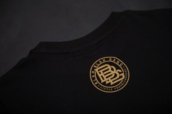 T-shirt black boy
