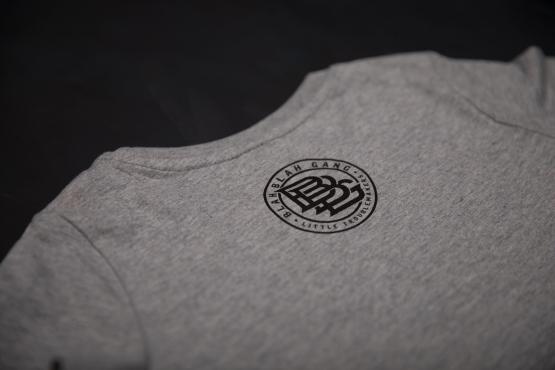 T-shirt heather grey girl