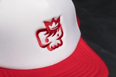 Trucker Hat Red - Unisex