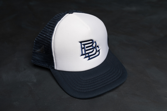 Trucker Hat Navy - Unisex