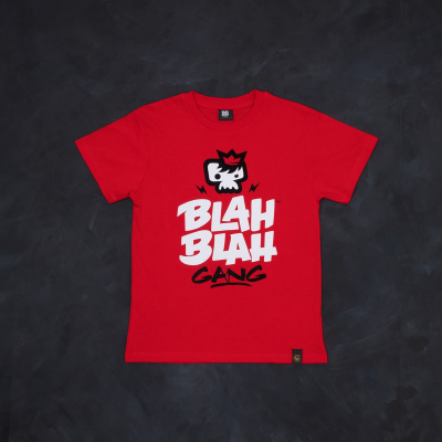 T-shirt red boy