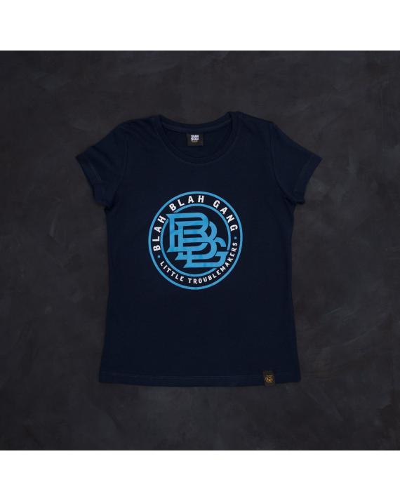 T-shirt navy girl