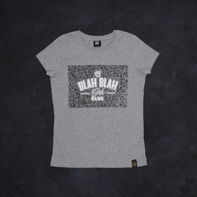 T-shirt heather grey girl