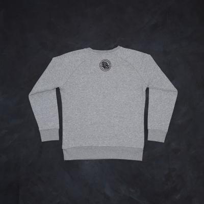 Bluza heather grey unisex