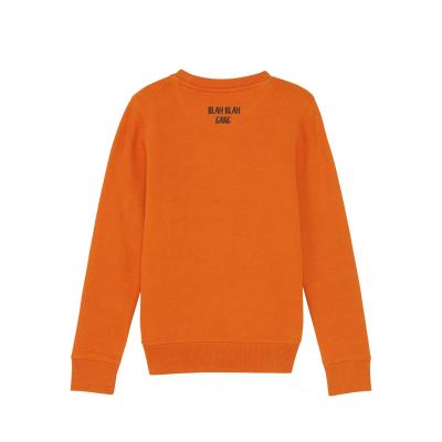 Bluza Orange Zeb - Unisex